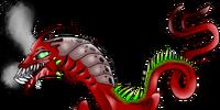 Zurlisk life- volcano crawler