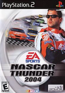 NASCAR Thunder 2004 Coverart
