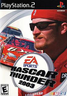 NASCAR Thunder 2003 Coverart
