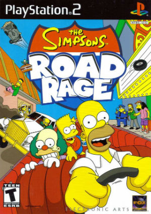 File:The Simpsons Road Rage.jpg