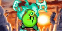 Electric-Lime Kirby