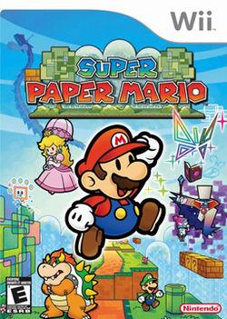 File:-Super Paper Mario cover.jpg