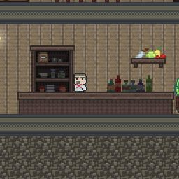 Barman 256