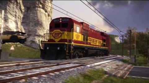 Maniaplanet 4.0 Preview - Trains?!