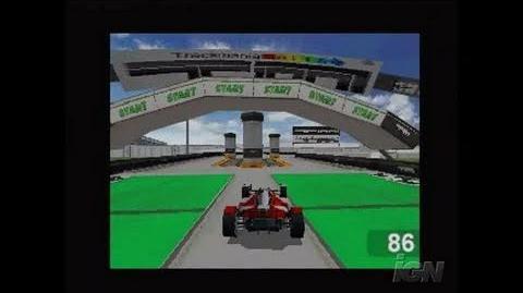 TrackMania DS Nintendo DS Clip - Platform Racing