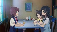 Akari remembers Miori