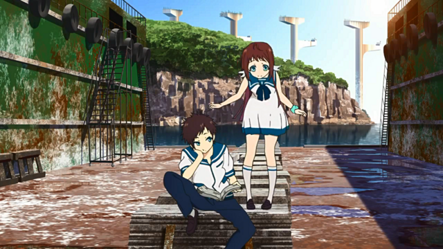 File:Manaka and Hikari playing.png