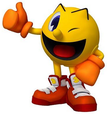 Pacman character