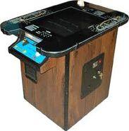 Galaxian Arcade Cabinet 2