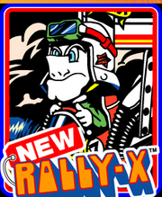 New Rally-X Coverart