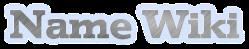 Name Wiki