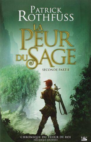 File:La Peur du Sage 2 cover.jpg