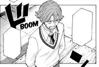 Shinichi's speech