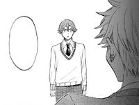 Toranosuke tells Shinichi that he has changed