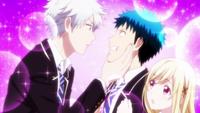 Miyamura kissed Yamada