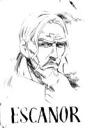Escanor poster