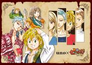 Nanatsu x Uno Wallpaper