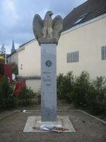 Memorial at Vauchamps