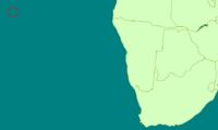 Saint Helena location