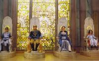 Peter,Edmund,Susan & Lucy 5