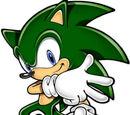 Zach the Hedgehog