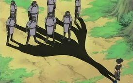 Shadow Possession Jutsu
