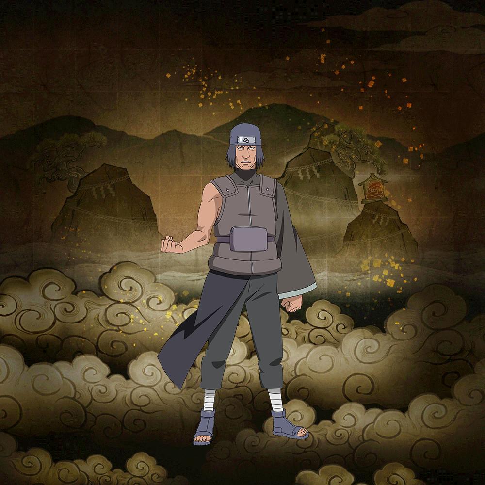 "Taiseki ""Masterful Camouflage"" | Naruto Shippuden ..."
