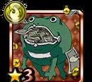 "Gama-chan ""Big Spender"""