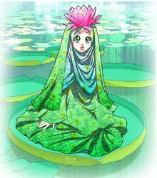 Water lily by nayzak-d3f9i7z