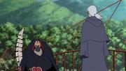 Kabuto and Sasori