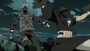 Obito vs. Kakashi