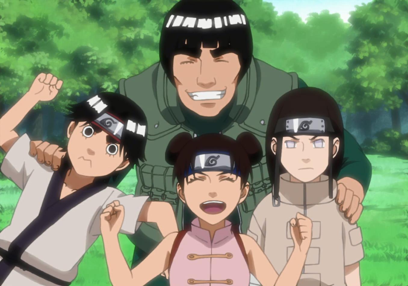 Team Guy Narutopedia Fandom Powered By Wikia