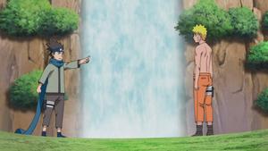 Naruto no Raibaru