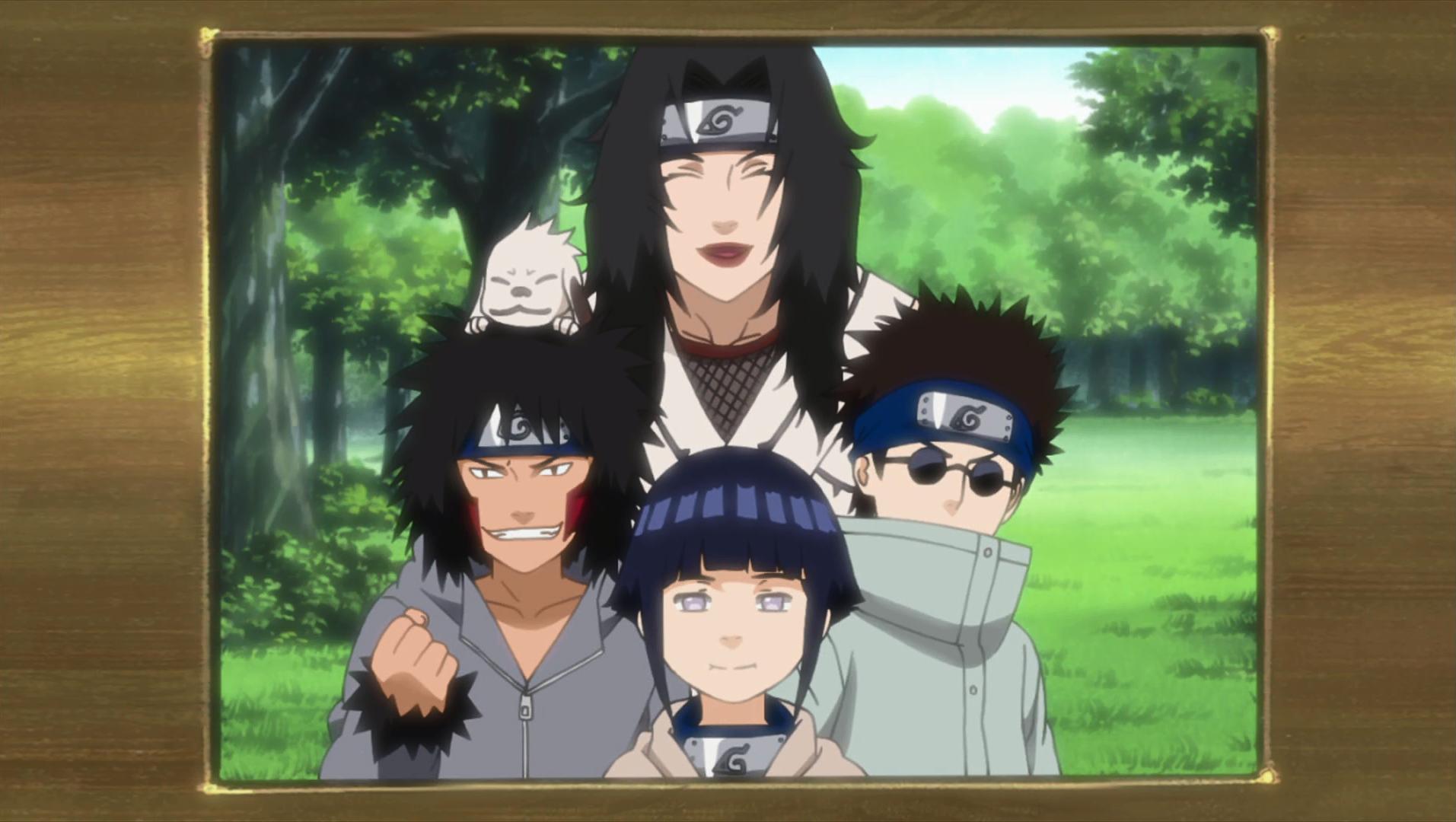 Kurenai Shippuden Team 8 | Naruto...
