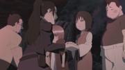 Shiseru encourages Sora