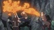 Shiseru fighting