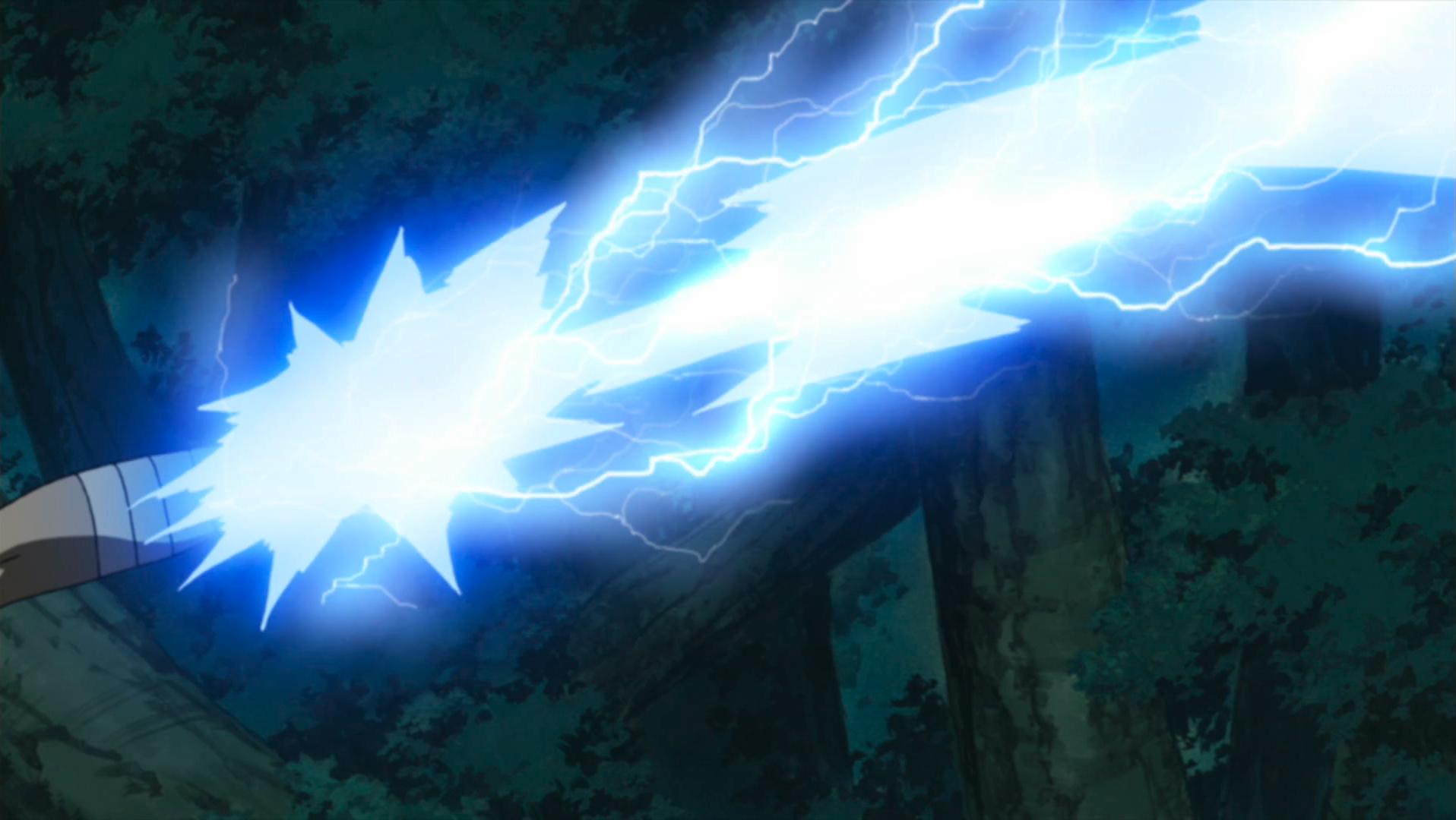 lightning strike narutopedia fandom powered by wikia