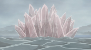 Crystal Wall 8th Formation