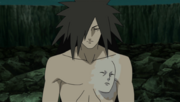 Madara's body modifications