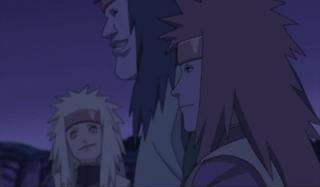 Three Wandering Ninja