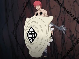 Sasori Caught
