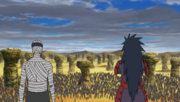 Madara vs Alliance