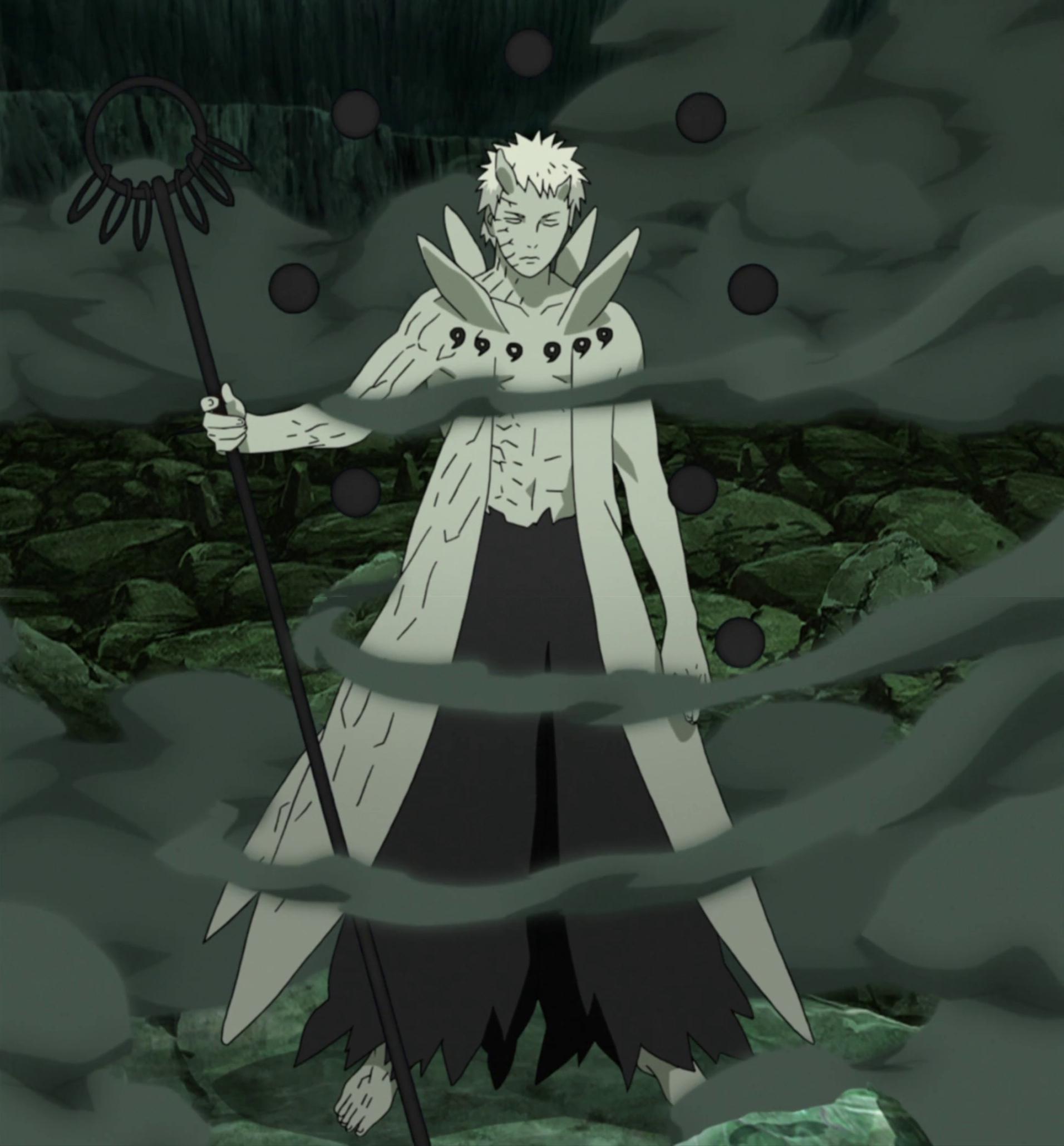 Birth of the Ten-Tails' Jinchūriki | Narutopedia | FANDOM powered ...