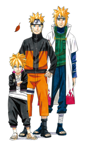 File:Naruto Exhibition characters.png