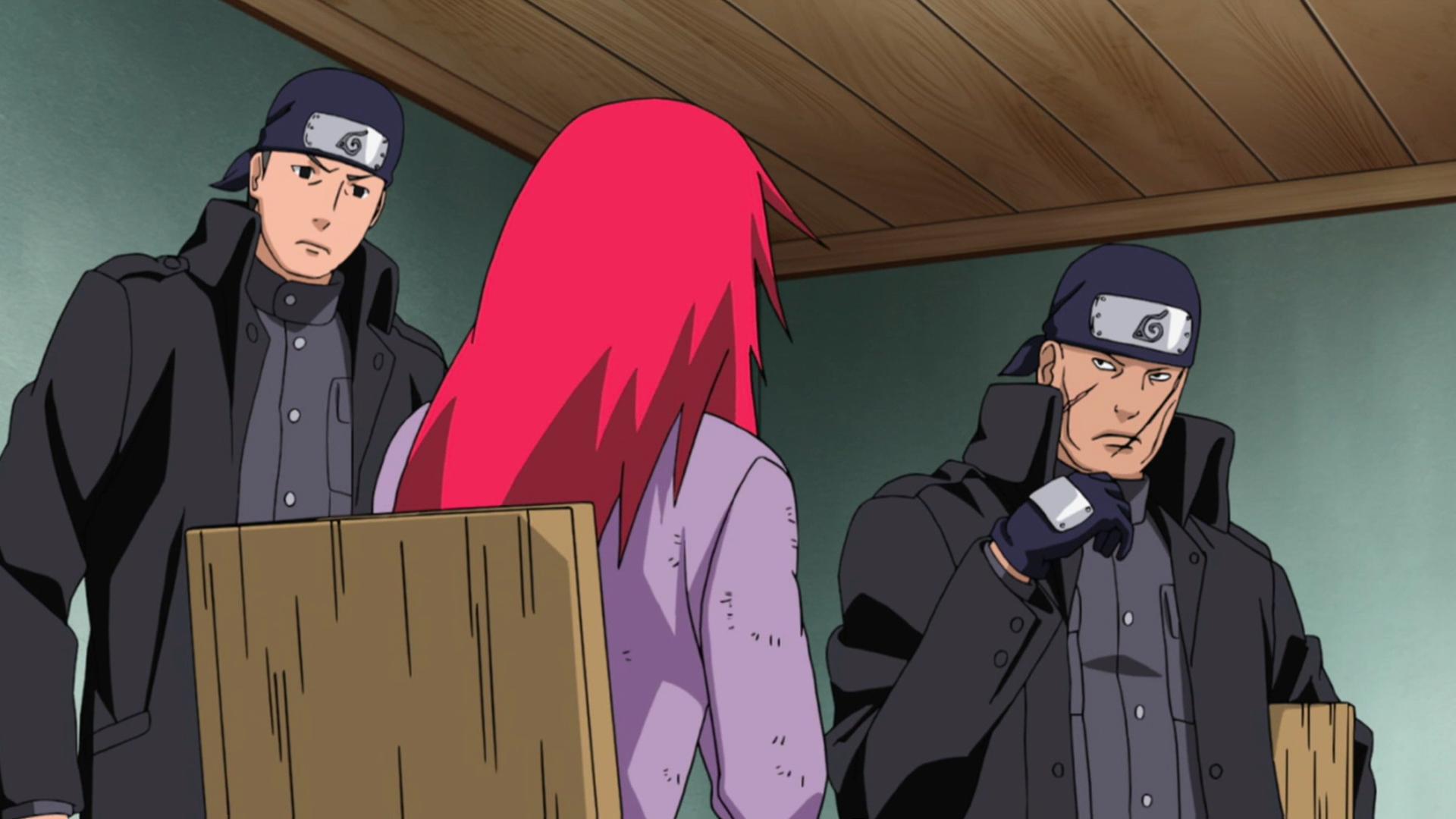 Image - Ibiki interrogation.png | Narutopedia | Fandom ...