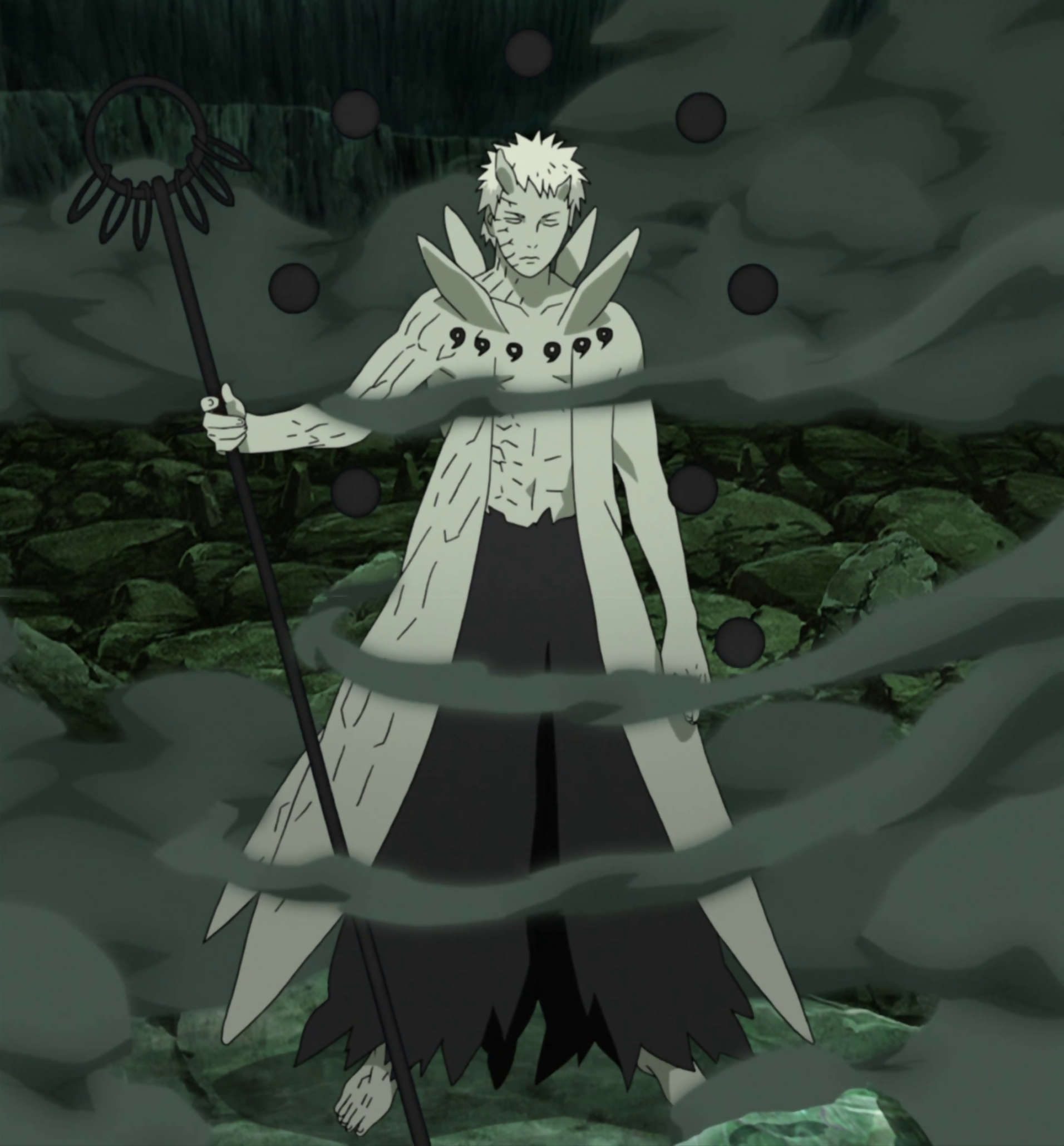 Anime Characters Born On June 8 : Image seconde transformation d obito naruto wiki