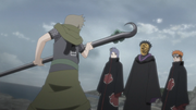 Obito Confronts Yagura