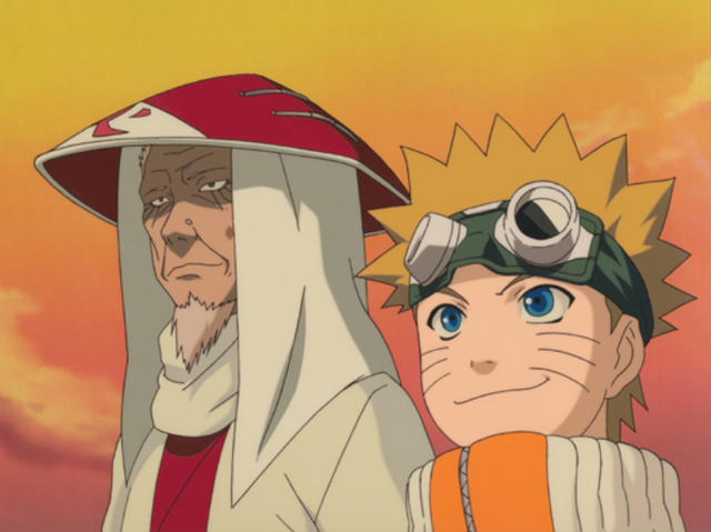 File:Hiruzen and Naruto.png