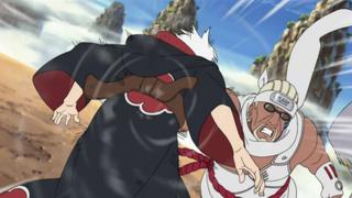 Disturbance Taijutsu