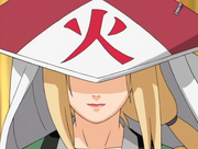Tsunade as Hokage